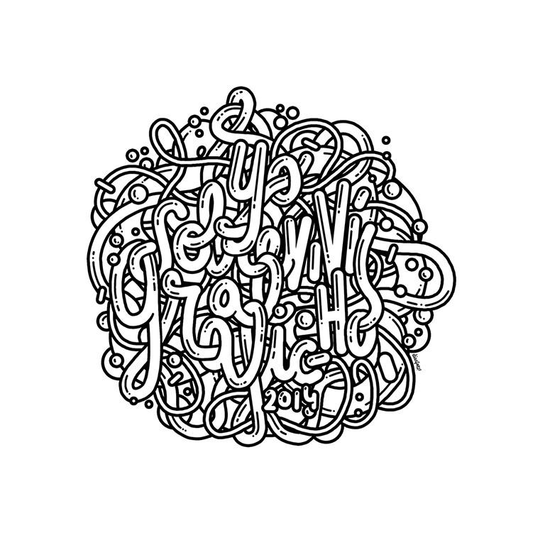 Ilustración Yo sobreviví al Grafic-Ho de Juan Díaz-Faes