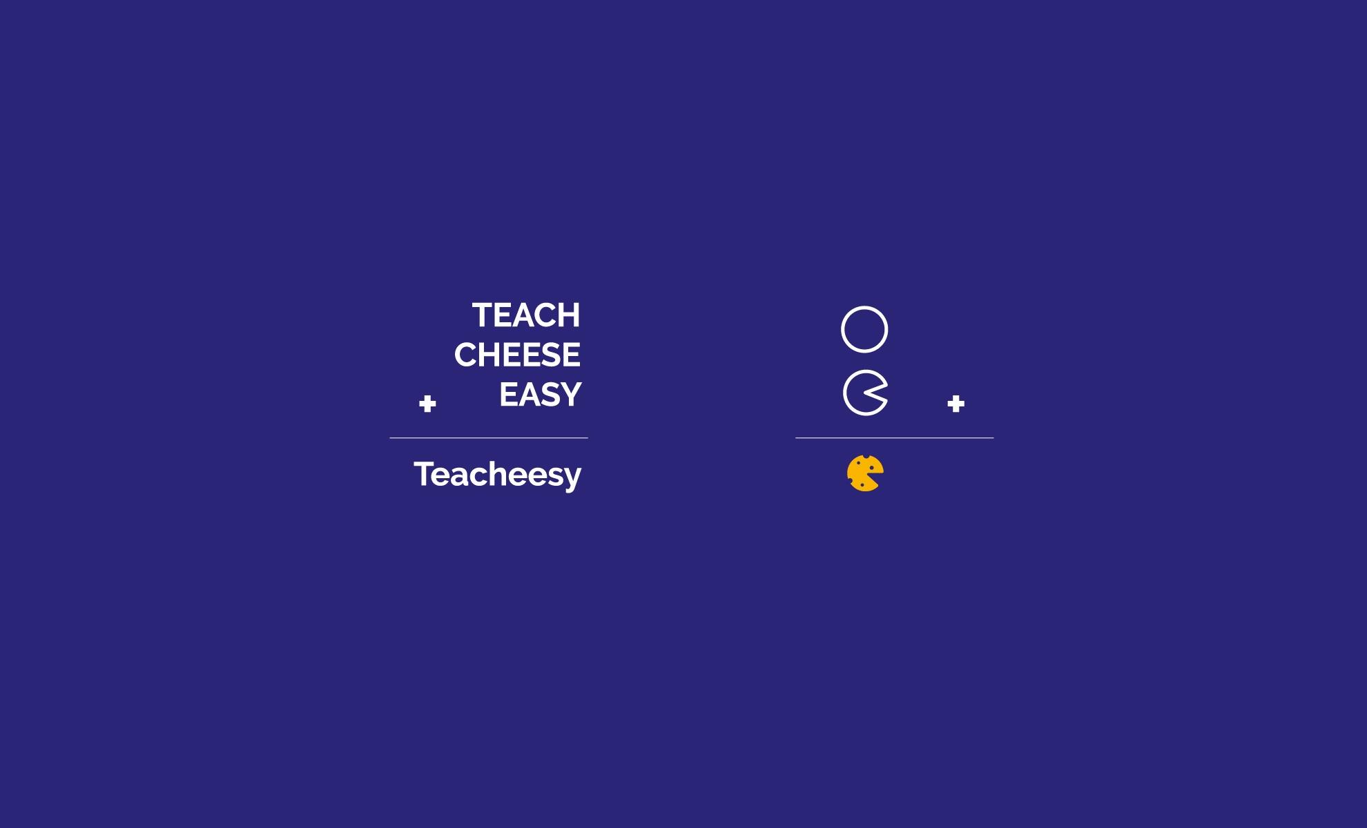 Conceptualización de formas para el plan de formación europeo Theacheesy