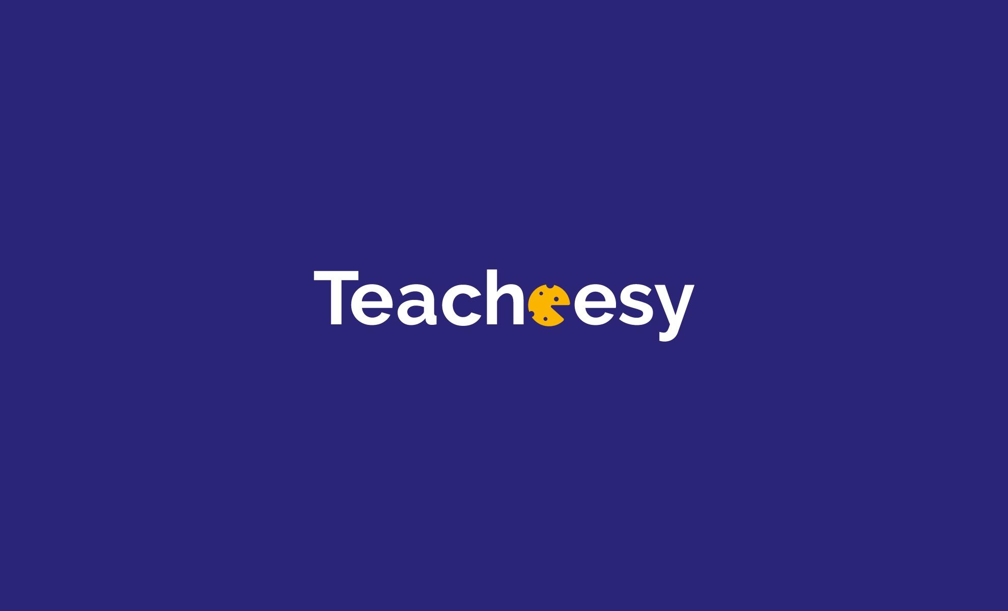 Logotipo plan de formación Theacheesy